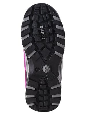Ботинки розовые | 4856518