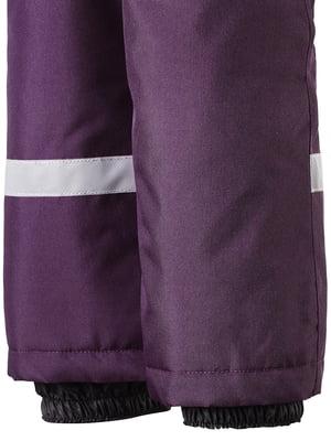 Напівкомбінезон темно-фіолетовий | 4856523