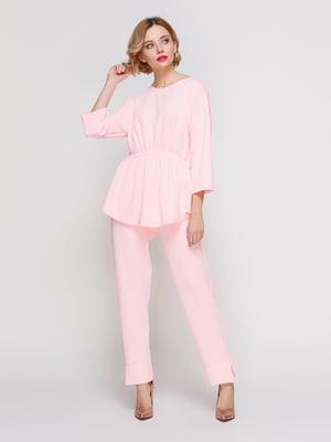 Костюм: штани і блуза | 3182287