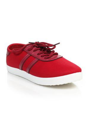 Кеди червоні   4859450