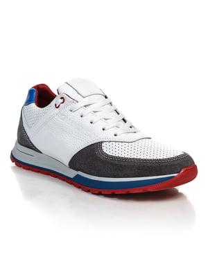 Кросівки біло-сірі | 4855717
