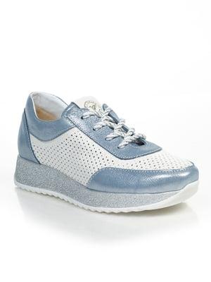 Кросівки двоколірні | 4855708