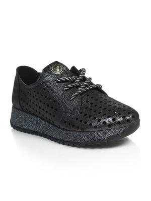 Кроссовки черные | 4855682
