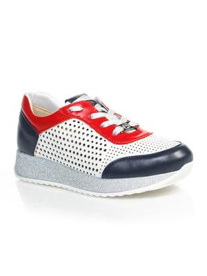 Кросівки триколірні | 4855705