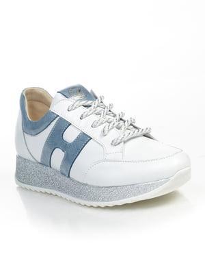 Кросівки двоколірні | 4843077