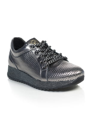 Кросівки сріблястого кольору | 4843089