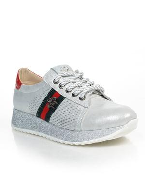 Кросівки сірі | 4843090