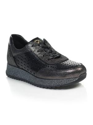 Кросівки чорні | 4855681
