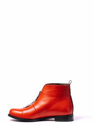 Ботинки красные | 4798075