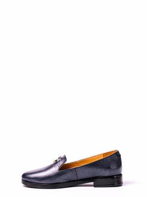 Сліпери сині   4860286