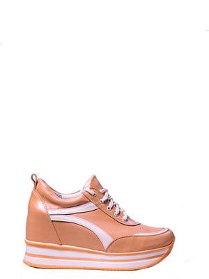 Кросівки кольору пудри   4860287