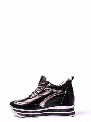 Кросівки чорні   4860288