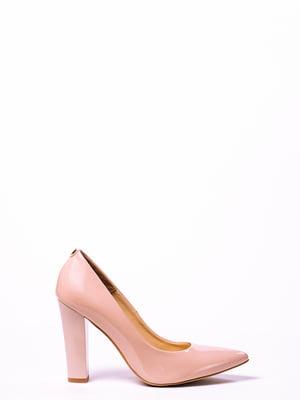Туфлі кольору пудри   4860306