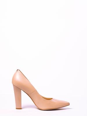 Туфлі бежеві   4860310