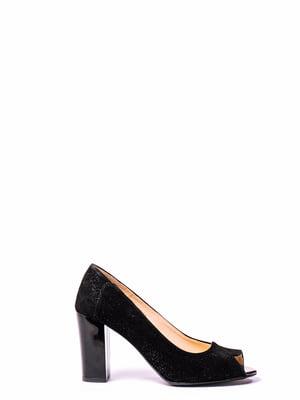 Туфлі чорні | 4860313