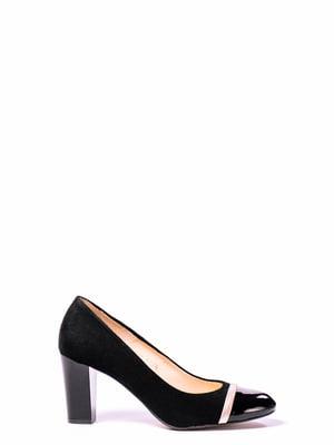 Туфлі чорні | 4860316