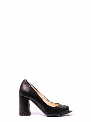 Туфли черные | 4860320