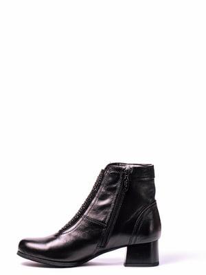 Ботинки черные | 4860335