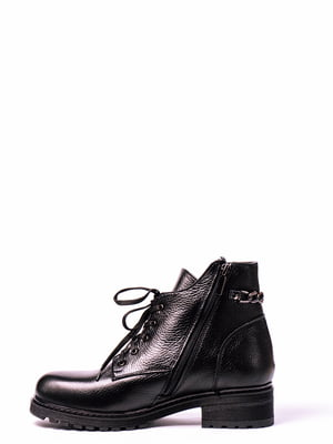 Ботинки черные | 4860377