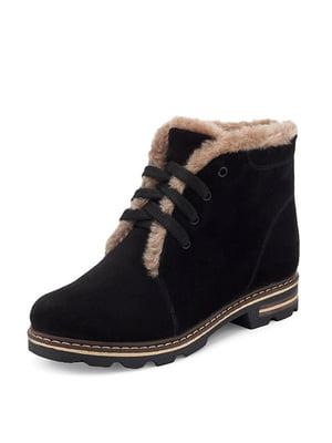 Ботинки черные | 4675879