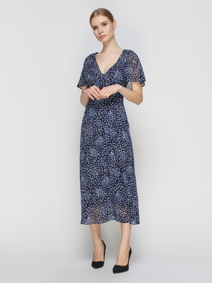Сукня з квітковим принтом | 4789414