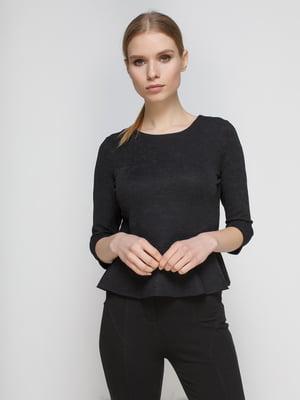 Блуза черная | 4840412