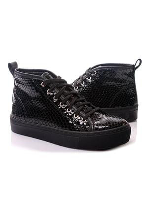 Ботинки черные | 4861246