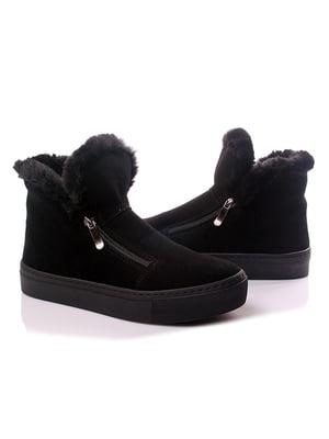 Ботинки черные | 4861247