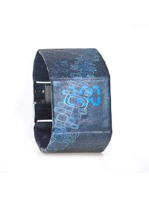 Годинник світлодіодний в браслеті | 4861345