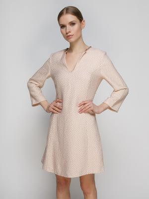 Платье золотистое | 4790089