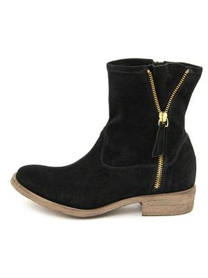 Ботинки черные | 4860478