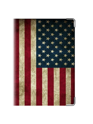 Обкладинка на паспорт «Американський прапор» | 4856146