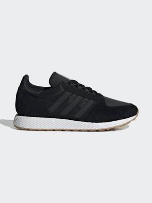 Кроссовки черные | 4829469