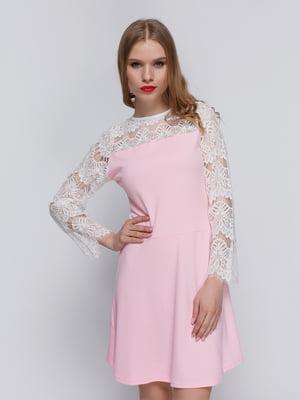 Сукня рожева | 3182305