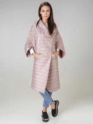 Пальто розовое | 4861935