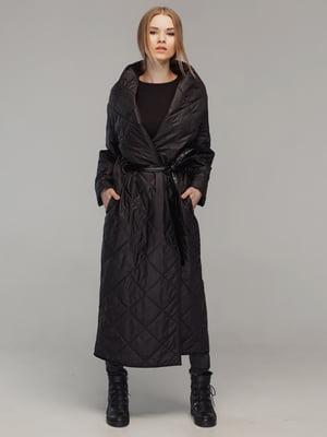Пальто чорне | 4861937