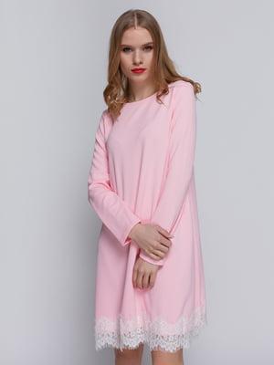 Сукня рожева | 3182301