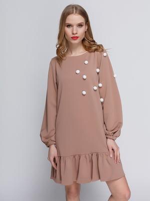 Сукня бежева | 3182292