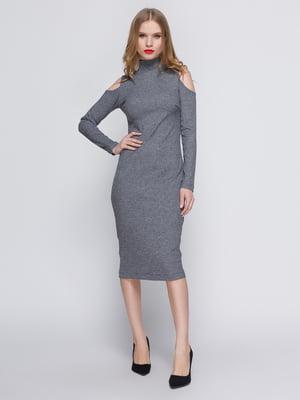 Сукня сіра | 3507147