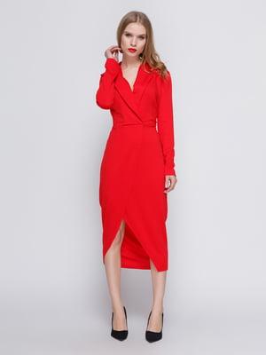 Платье красное | 3593100