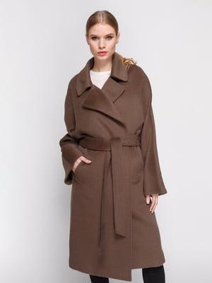 Пальто зелене | 4721055