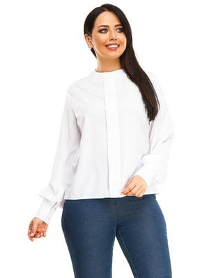 Блуза белая | 4534863