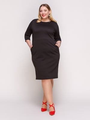 Платье черное | 4861368