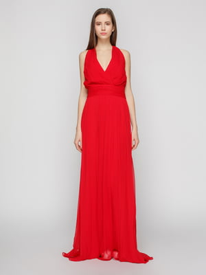 Платье красное | 4791043