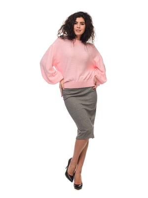 Джемпер розовый | 4864133