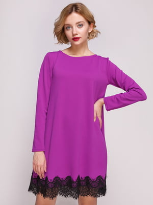 Сукня бузкова | 3182300