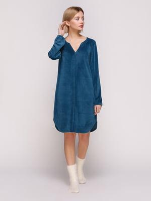 Платье изумрудного цвета | 4861410