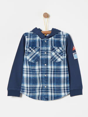 Сорочка синя | 4864380