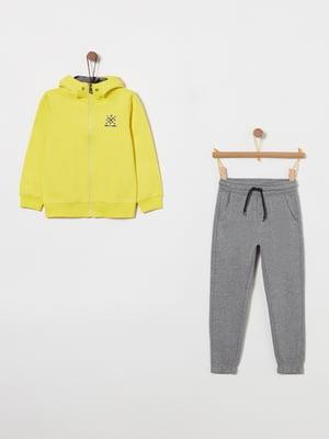 Комплект: кофта і штани | 4864388