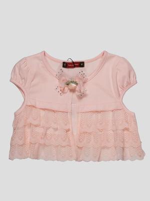 Болеро рожеве | 3260552